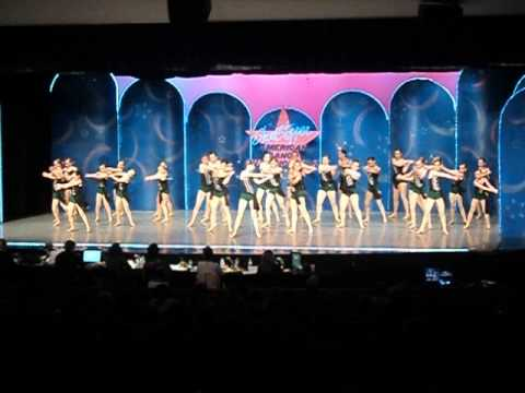 In the spotlight dance studio production 2012 youtube for Porte arts and dance studio