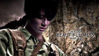 Video taekook ✘ beautiful mess ↠ war!au download MP3, 3GP, MP4, WEBM, AVI, FLV Juli 2018