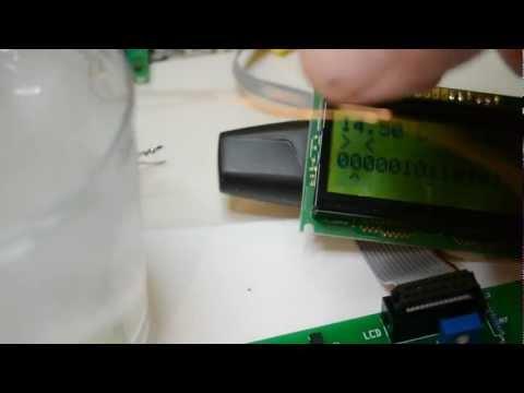 Maxim / Dallas DS18B20 Temperature Sensor, Positive & Negative Thermometer