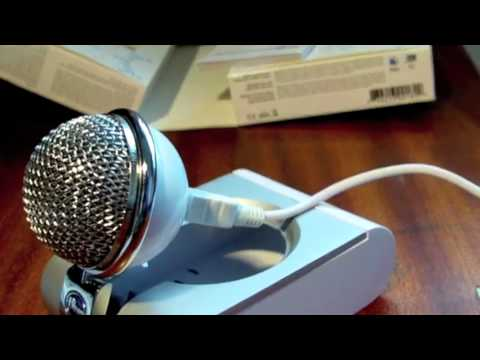 Review: Blue Snowflake Microphone