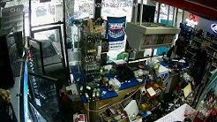 WAIT FOR IT TWICE! Crash at Ocean Liquors with Special Thanks to Boca Medical Supply