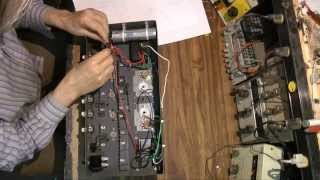 50 watt tube amp part 2 wiring