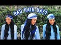 Gambar cover 3 HEADSCARF HAIRSTYLES FOR A BAD HAIR DAY!!