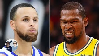 There's real tension between Kevin Durant and the Warriors - Jalen Rose | Jalen & Jacoby