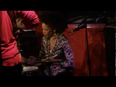 Cindy Blackman - Live in Hannover, 01.11.11