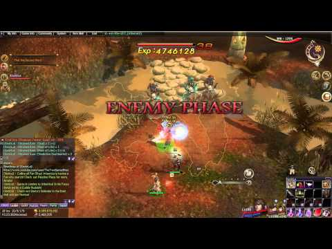Atlantica Online - TBS - Revenge of the Spirits - Solo Squad