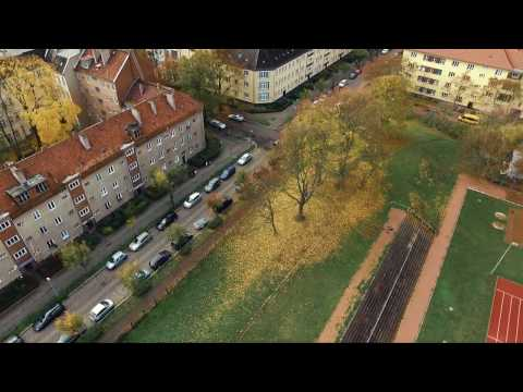 Test video Berlin - 2,7k footage - DJI Phantom 3 Standard