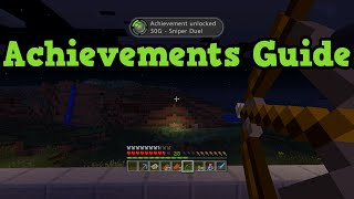 Game | Minecraft Xbox 360 One New Achievements Guide | Minecraft Xbox 360 One New Achievements Guide