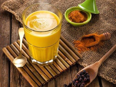 How to Make Anti-Inflammatory Golden Milk   Video   Dr. Weil