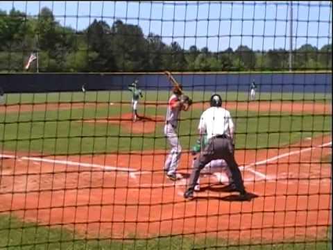 Zack Lightsey pitching 2013