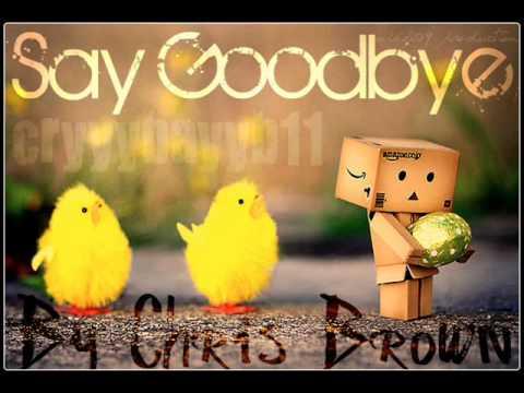 Chris Brown - Say Goodbye [With Lyrics & DownLoad]