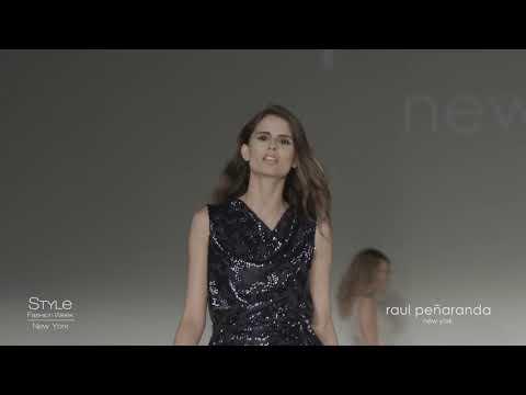Raul Penaranda for Style Fashion Week NY SS'19