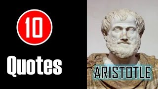 [10 Quotes] Aristotle - Excellence is a habit.