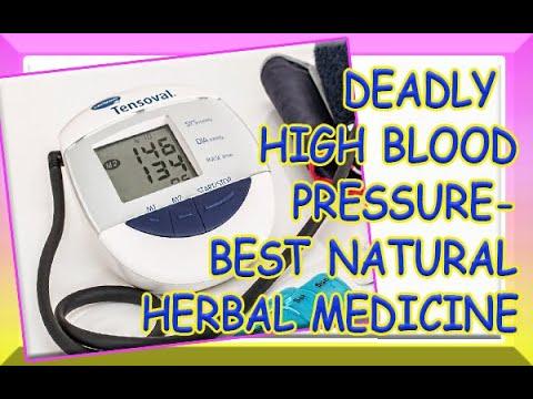 hypertension-paano-mapababa-at-pinakamahusay-sa-natural-ng-gamot