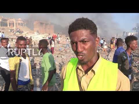 Somalia: Deadly blast kills at least 30 in Mogadishu