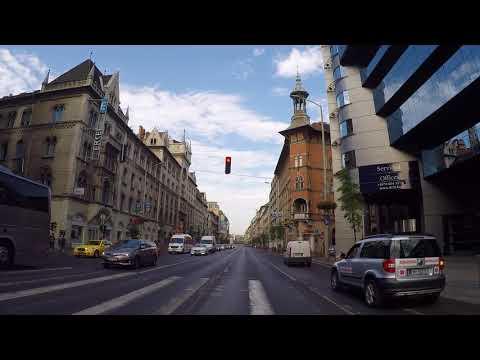 Hungary Budapest City Center, Gopro / Hongrie Budapest Centre ville, Gopro