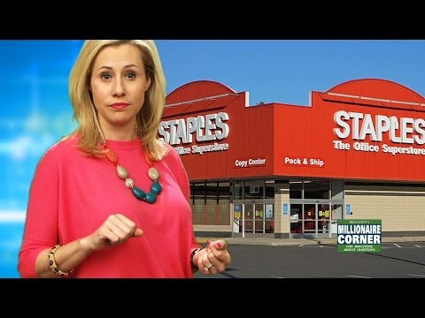 Staples Closes Stores, Jobless Claims, America Snowed In - Today's Financial News