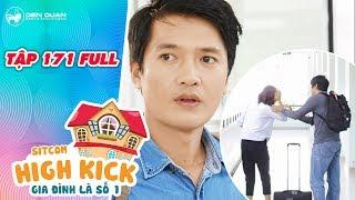gia dinh la so 1 sitcom  tap 171 full duc phuc lang le nhin nguoi thu ba cham soc cho dieu hien
