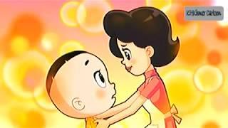រឿងតុក្កតាភាសាខ្មែរ ក្បាលធំ និង ក្បាលតូច វគ្គ ៨១ Khmer Cartoon