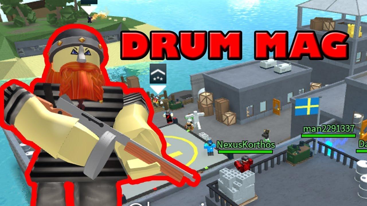 Thompson Drum Mag Farming Tips R2da 19 Youtube