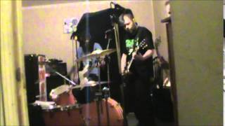 The Down And Outs - New song - Band practice 5/12/2014
