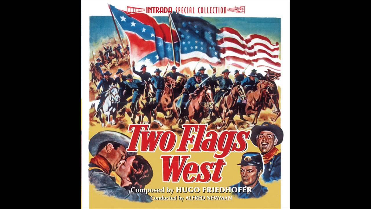 Download Two Flags West | Soundtrack Suite (Hugo Friedhofer)