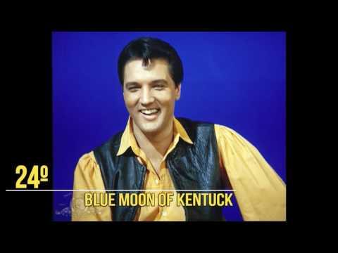 Top 50 Elvis Presley Song's