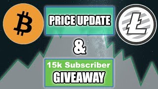 Bitcoin Price All Over / BTC News / Litecoin Giveaway