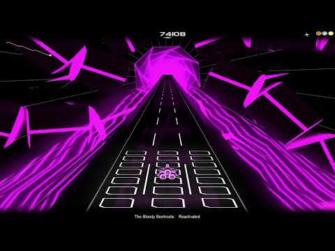 Download Audiosurf: The Bloody Beetroots - Reactivated