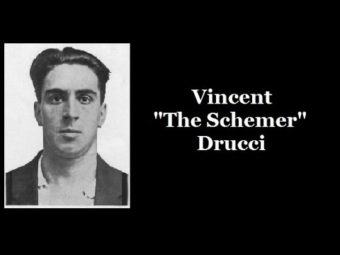 "Mobster - Vincent ""The Schemer"" Drucci"