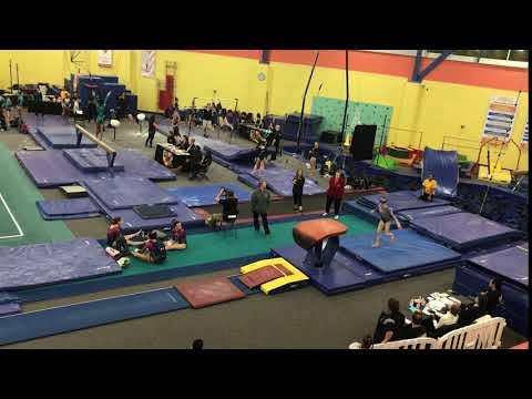 Jessica Eig '21 Level 10 VAULT #1 Hills Maryland Classic 2018