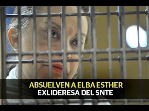 Elba Esther, libre; su futuro, una incógnita