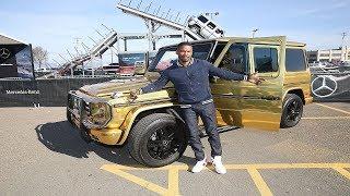 Jamie Foxx's Luxurious Car Collection - 2018