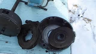 Осмотр тормозной системы мтз 80
