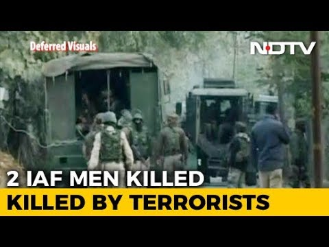2 Air Force Commandos Killed During Encounter In Kashmir's Bandipore