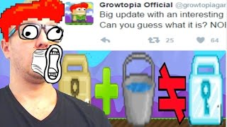 Growtopia - Update Hype + New DL Scam!