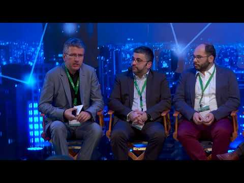 Decentralized 2017, Day 1- Retail Payments or Settlement Systems