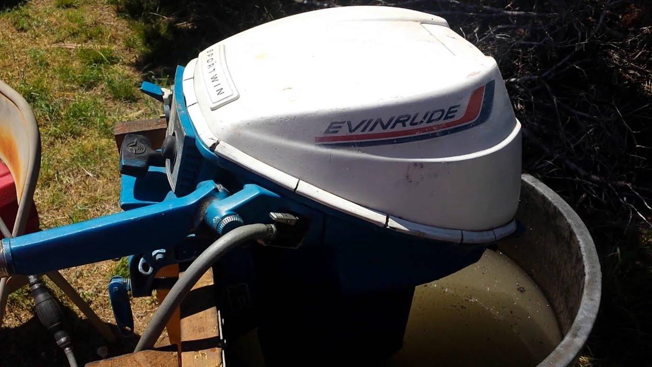 Rebuilt Hp Suzuki Outboard Motor