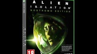 Baixar Alien: Isolation - Nostromo Edition Unboxing (Xbox One)