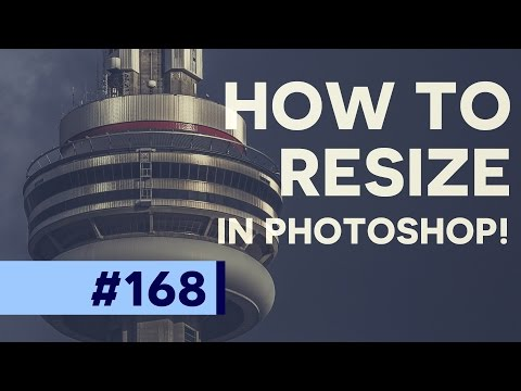 All About Resizing Images in Photoshop CC - Photoshop | Educational