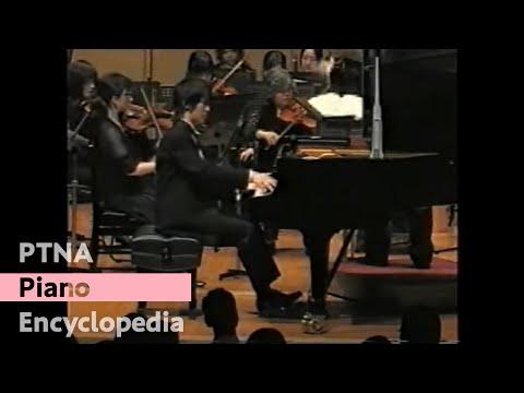 2007コンペティション特級銅賞 實川風/ショパン:ピアノ協奏曲第1番 第2楽章