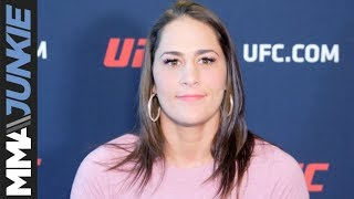 UFC media day at UFC Performance Institute: Jessica Eye
