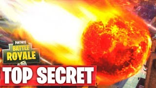 *NEW SECRET* about FORTNITE METEORITE! - TheGrefg