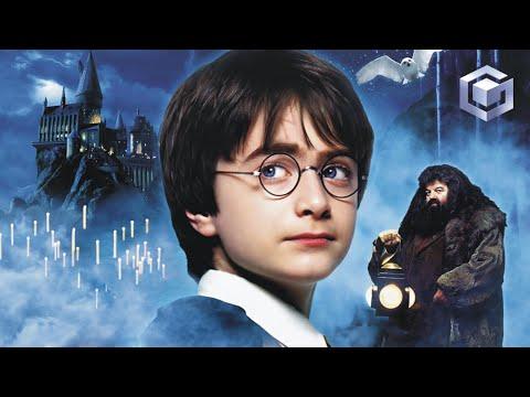 Harry Potter ea Pedra Filosofal ?. O Jogo . Nintendo Gamecube