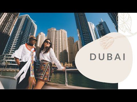 Travel Vlog: EXPLORING DUBAI WITH GOOGLE
