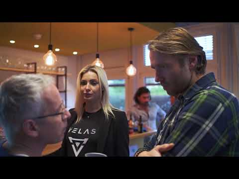 Crypto Friday Wine and Vision in CV Labs, Zug with Velas Founder and CEO, Alex Alexandrov.