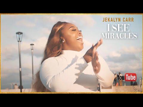 Sherry Mackey - Jekalyn Carr's Video I See Miracles