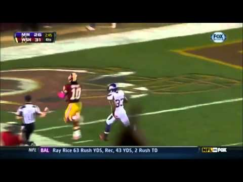 RGIII 76 Yard Touchdown run