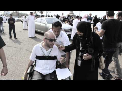 """""""Lets Walk """"the walk"""" Together"""" Event by The Help Center in Jeddah"""