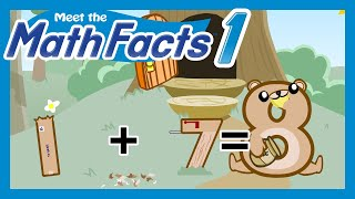 Скачать Meet The Math Facts Level 1 1 7 8